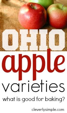 List of Ohio Apples