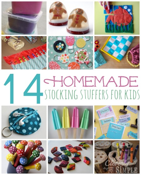 14 Homemade Stocking Stuffers For Kids Simple Recipes