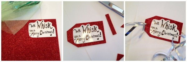 We whisk you a merry christmas tags for gifts