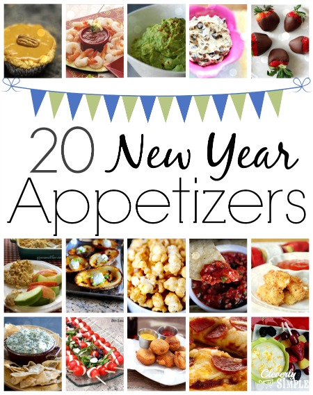 New Year Appetizers