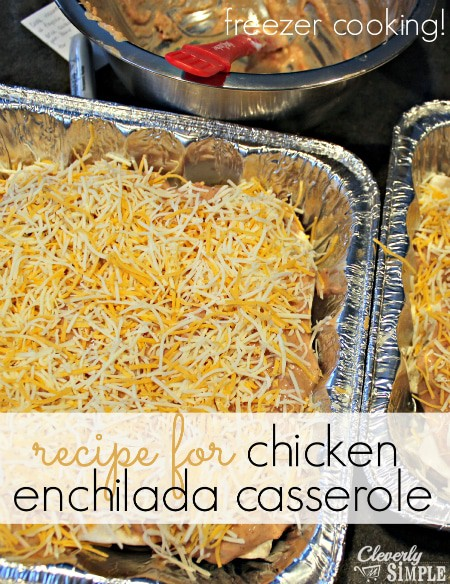 best recipe for enchilada casserole