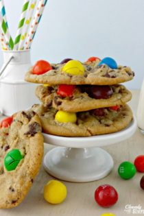 MMs cookie recipe