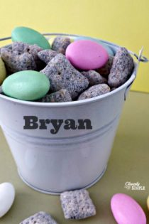 Easter Muddy Buddies Recipe