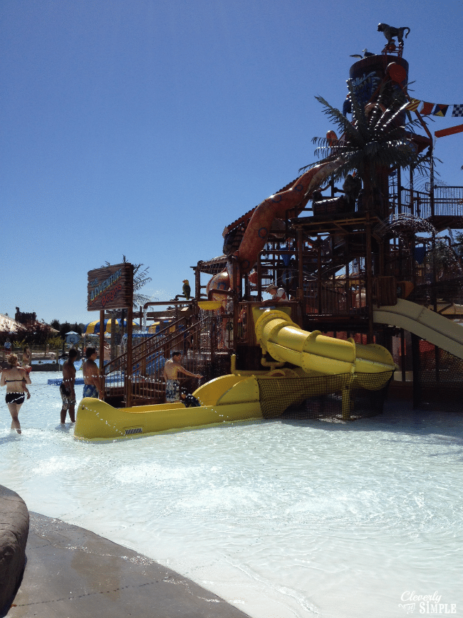 Waterpark for kids at Zoombezi Bay Baboon Lagoon.png.