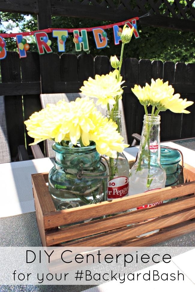 #backyardbash centerpiece #shop