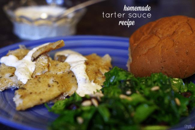 homemade tarter sauce recipe easy