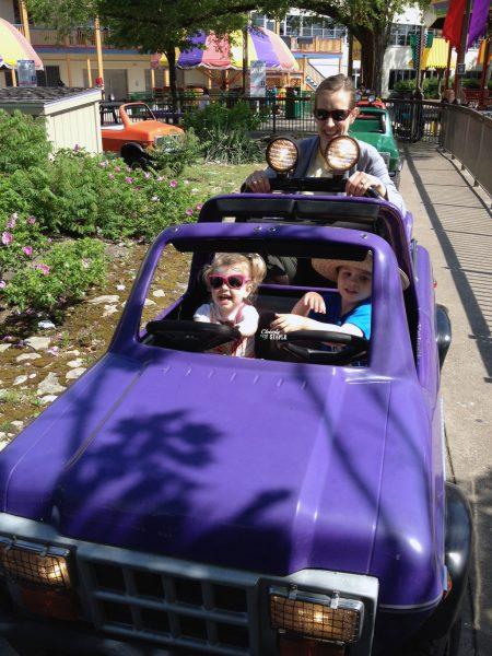 kids rides at cedar point theme park