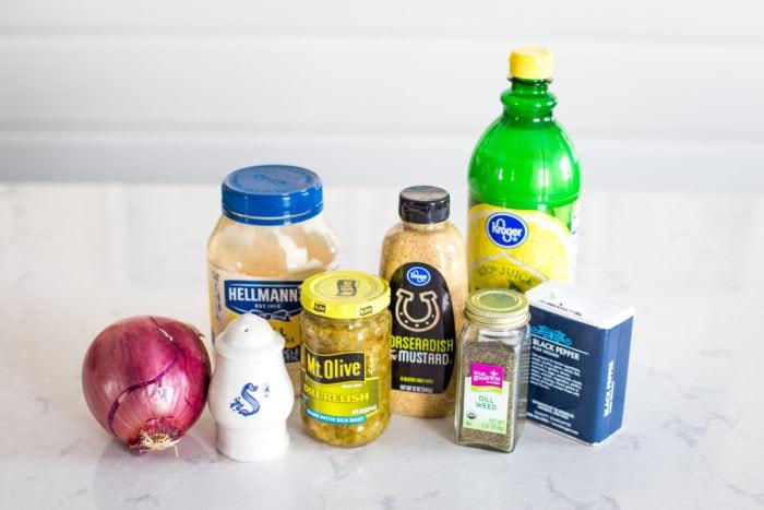 tarter sauce ingredients