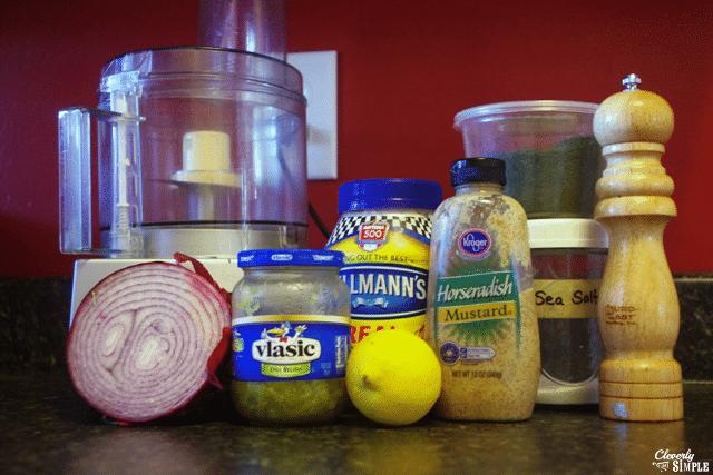 tarter sauce recipe