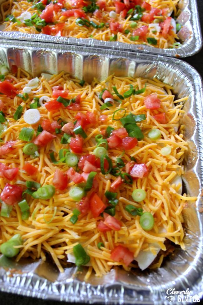 Freezer Cooking Casserole Recipe Mexican Lasagna