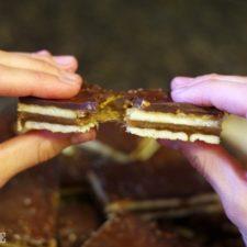 Homemade Candy Bars Recipe - Makes 40