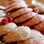 Cherry Juice Cookies