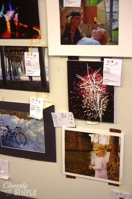 Entering photography at the county fair