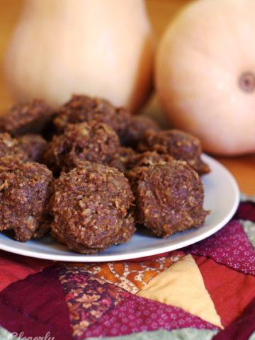 Squash Cookie