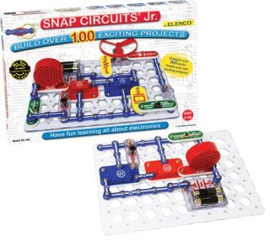 Elenco Electronic Snap Circuits, Jr. Kit