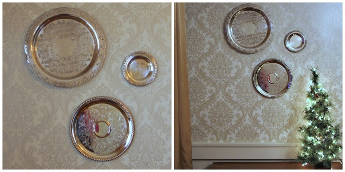 Collage of Silver Plates
