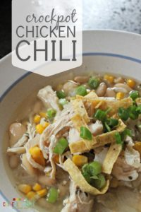 Crock Pot Chicken Chili Recipe