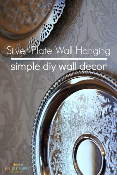 Simple DIY Wall Decor