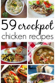 59 Chicken Crock Pot Recipes You Will Love