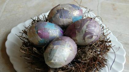 decoupage-easter-eggs
