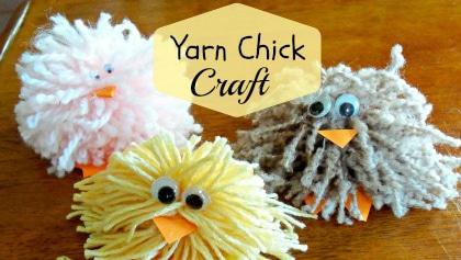 yarn-chicks