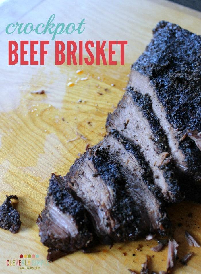 crock pot beef brisket