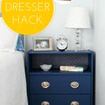Ikea Dresser Rast Hack