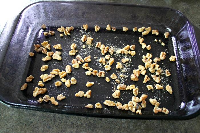 Walnuts for Sticky Buns
