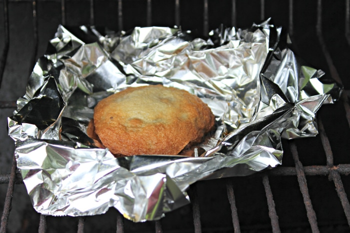 grilled cookie