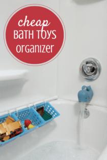 Cheap Bath Toys Organizer