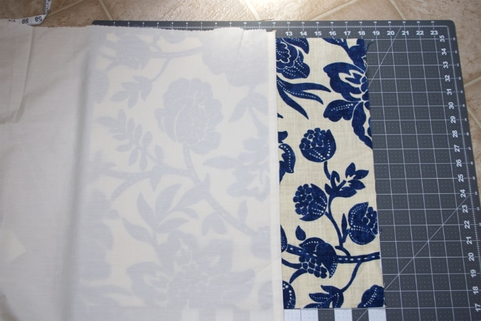 Fabric for pillows