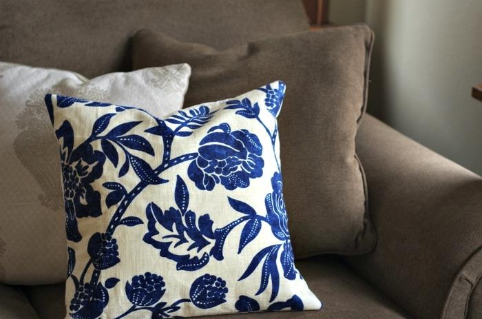 homemade pillow