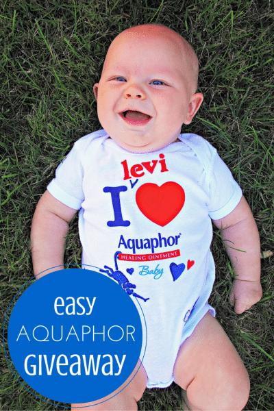 Aquaphor Giveaway