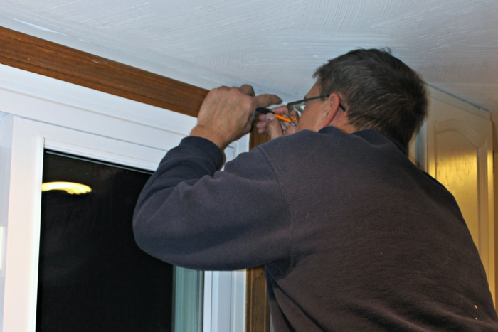 Installing smith and noble honeycomb shades