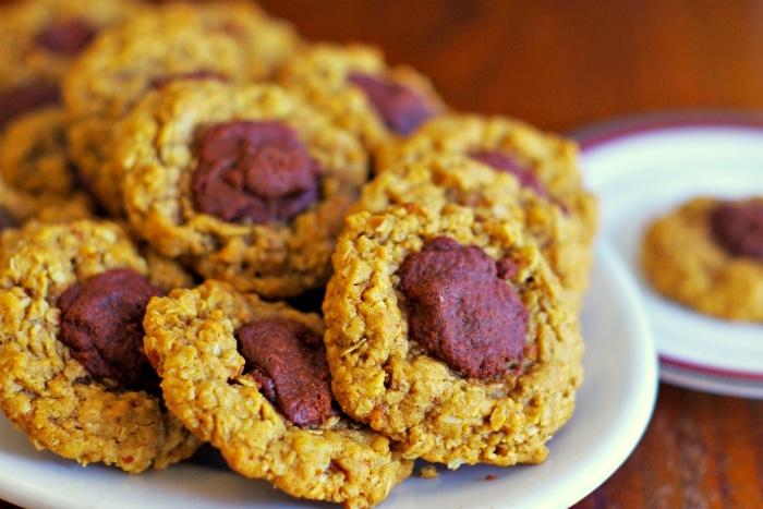 Easy Fudge Cookies for Christmas1