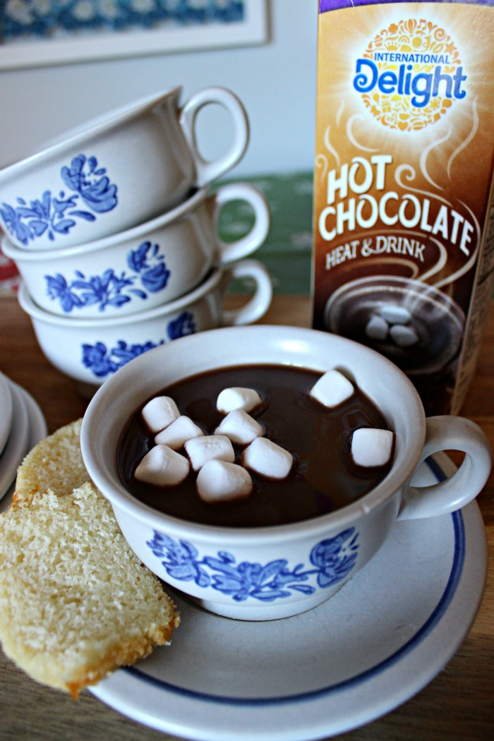 international delight hot chocolate