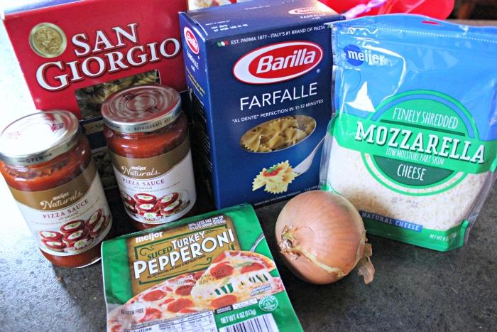 crock pot pizza ingredients
