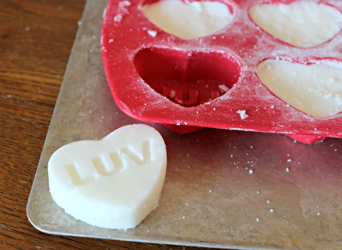 Valentine cheap Bath Bombs you can make at home