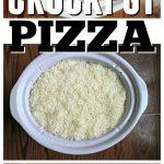 crockpot pizza recipe