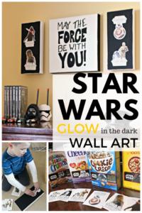 star wars wall art