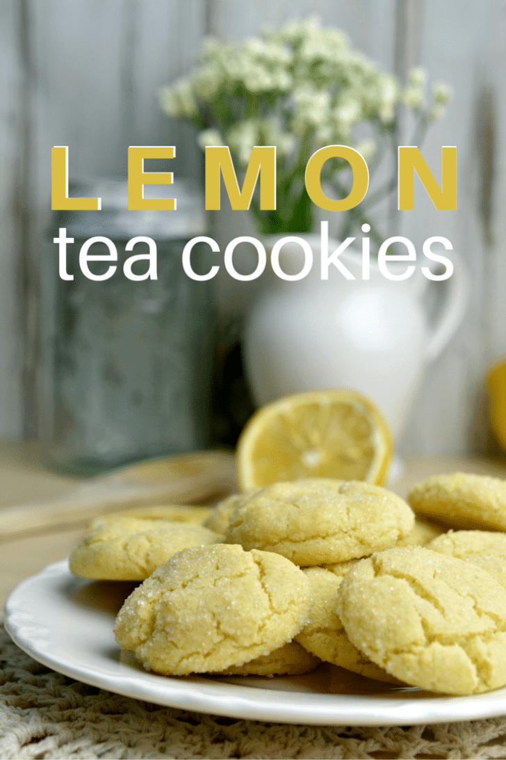 tea cookie recipe
