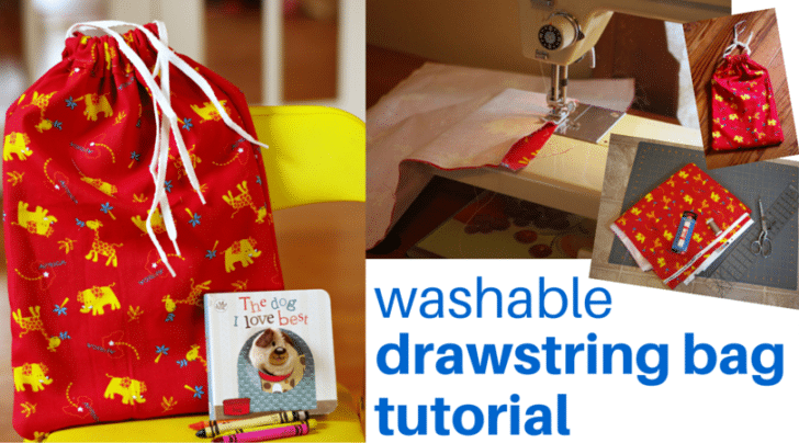 fb washable drawstring tutorial