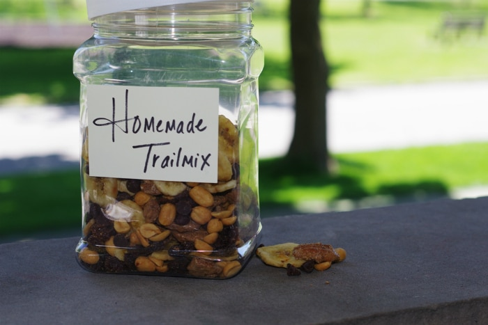 trailmix homemade