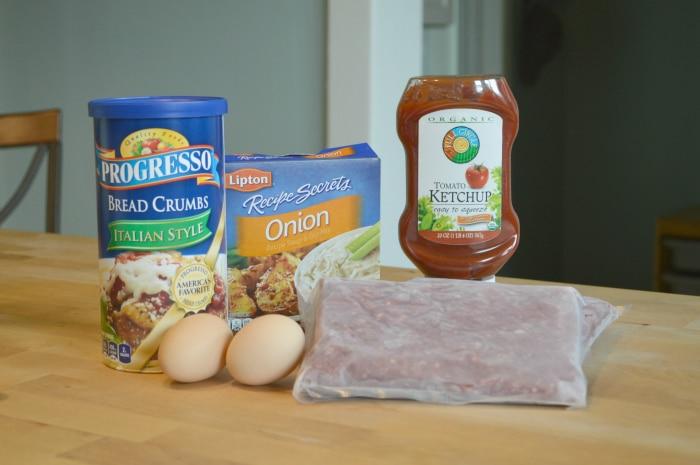 easy meatloaf ingredients