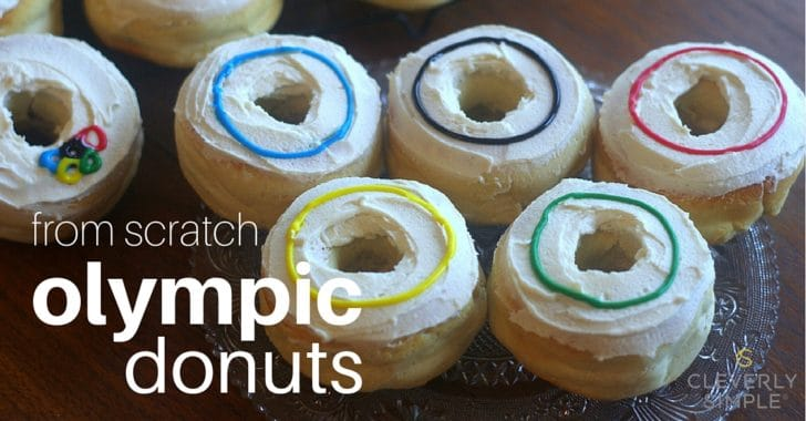 easy baked donuts from scratch fb