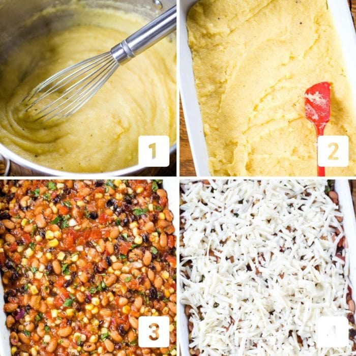 Mexican Casserole steps