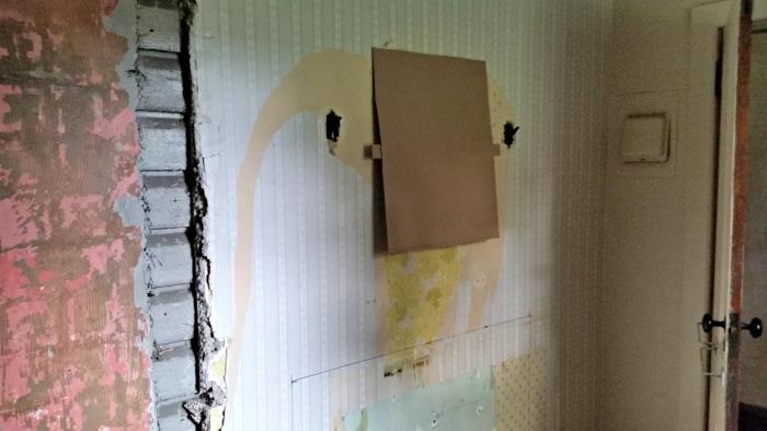 Week 5 Bathroom Mirror