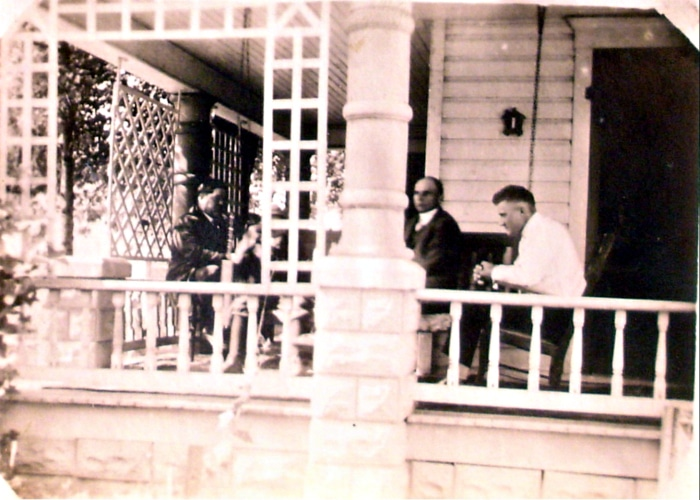 week 4 original porch
