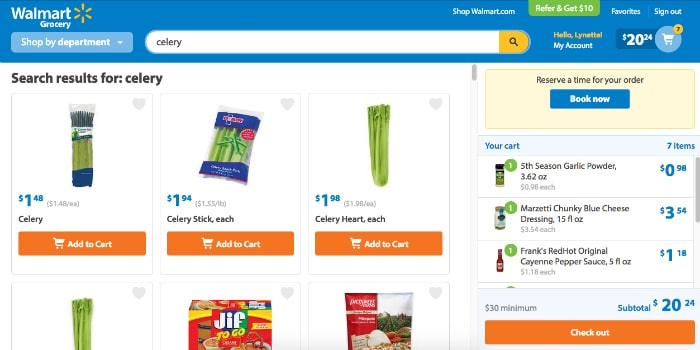 online-grocery-order-at-walmart
