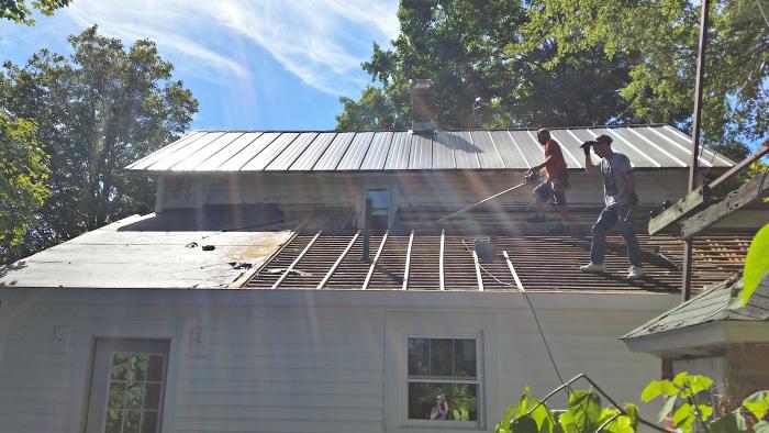 farmhouse-renovation-week-9-back-roof-outside
